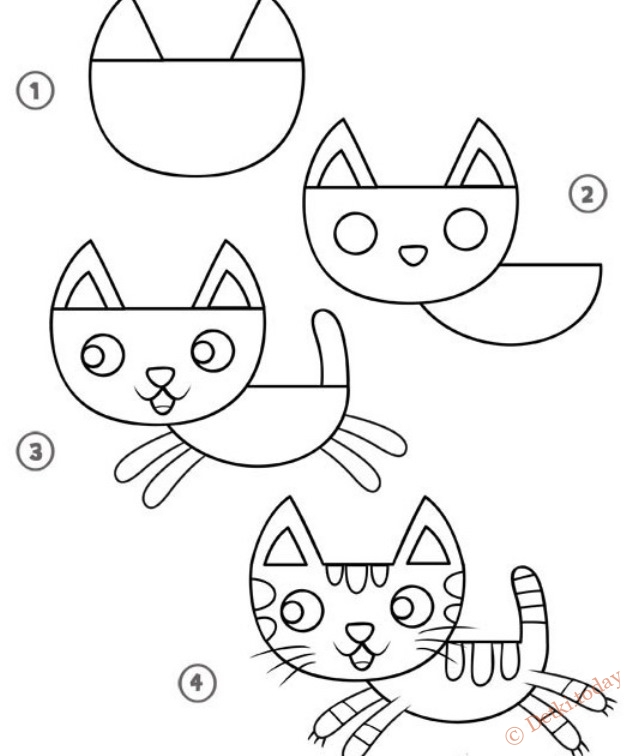 Drawing tutorials and how to draw Learn how to draw step by step for kids of all ages Our simple steps will guide you to drawing cartoons illustrations and
